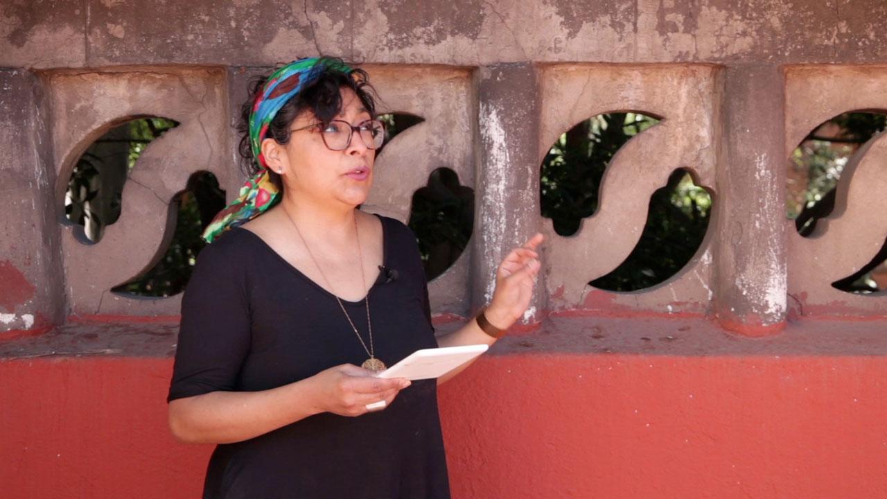 Maricela Guerrero: Algunas posibilidades de devenir en vegetal